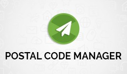 Postal Code Manager