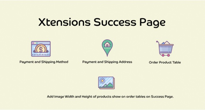 Best Order Success Detailed Page