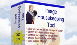 Image Housekeeping Tool For OC3.x