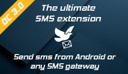Smshare - SMS from Android or any Gateway - Open..
