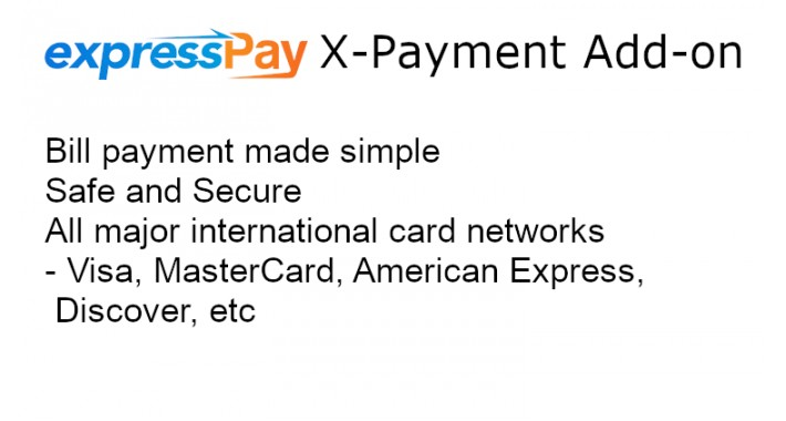 ExpressPay - X-payment add-on