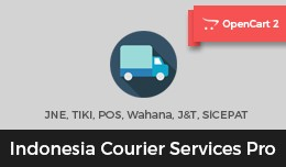 Indonesia Courier Services Pro 2.x