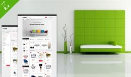 Furniture OpenCart 3.X Website Theme