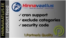 Hinnavaatlus.ee product feed for OpenCart 2.x