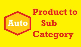 Product To Subcategory (vQmod)
