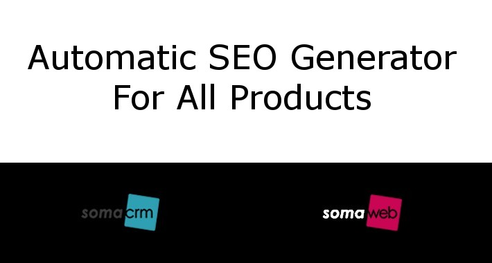 Automatic SEO Generator For All Products