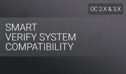 Smart Verify System Сompatibility
