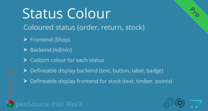 Status Color Pro