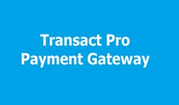 Transact Pro Payment