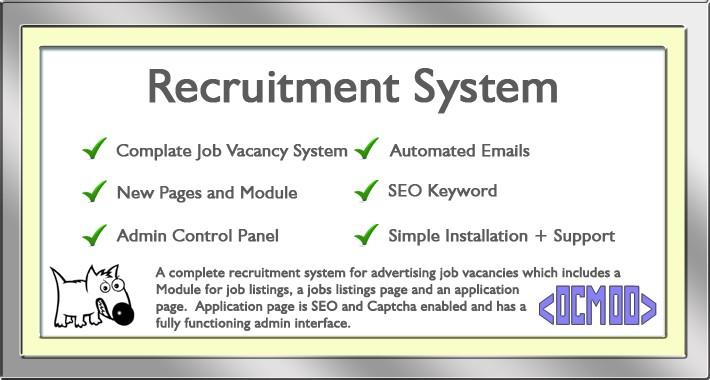 Recruitment System / Job Board