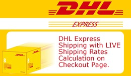 DHL Express Shipping/Pickup/Tracking