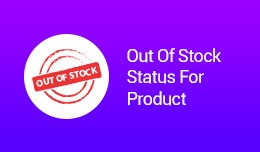 Out Of Stock Status for Product (vQmod)