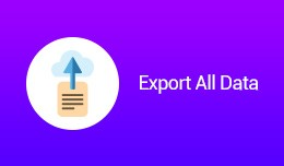 Export All Data (vQmod)