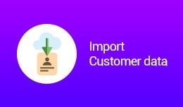 Import Customer data (OCMOD)