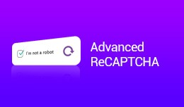 Advanced ReCAPTCHA (VQMOD)