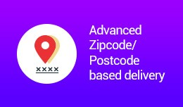 Advanced Zipcode/Postcode based Delivery VQMOD