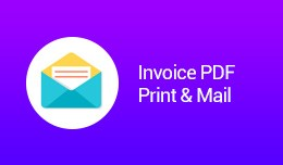 Invoice PDF Print & Mail (VQMOD)