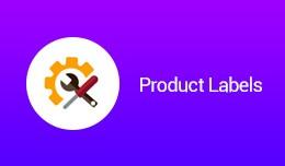 Product Labels(ocmod)