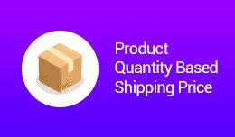 Product Quantity Based Shipping Price (OCMOD)