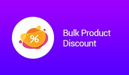 Bulk Product Discount(ocmod)