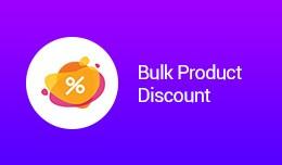 Bulk Product Discount(vqmod)