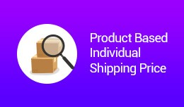 Product Based Individual Shipping Price VQMOD/OC..