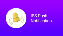 IRS Push Notification VQMOD / OCMOD