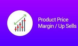 Product Price Margin / Up Sells VQMOD / OCMOD