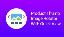 Product Thumb Image Rotator With Quick View(ocmod)