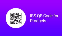 IRS QR Code for Products VQMOD / OCMOD