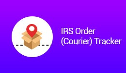 IRS Order (Courier) Tracker(vqmod)