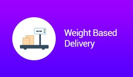 Weight Based Delivery(vqmod)