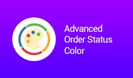 Advanced  Order Status Color(vqmod)