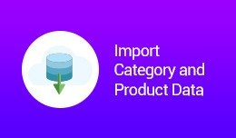 Import Category and Product Data (OCMOD)