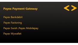 Payex payment gateway