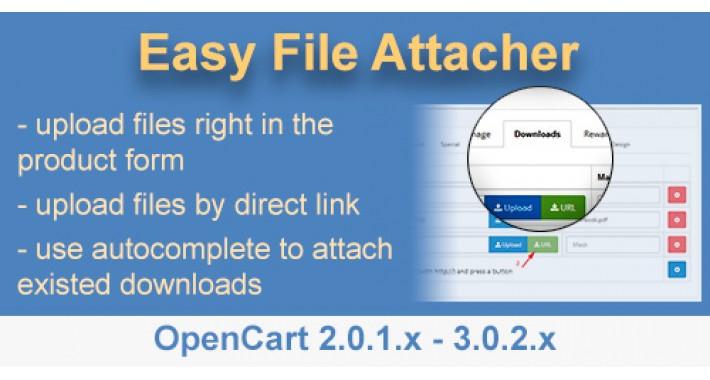 Easy File Attacher