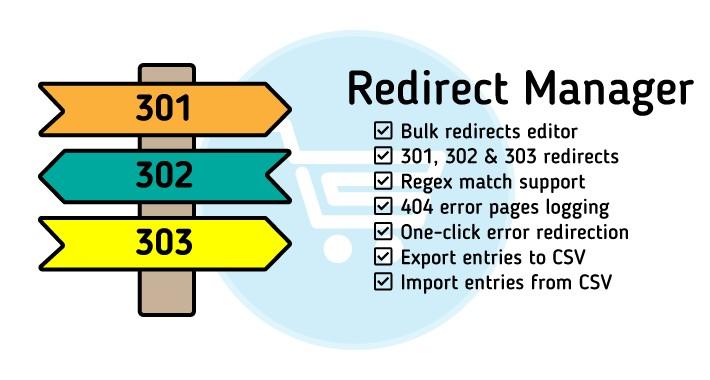 OCM Redirect Manager