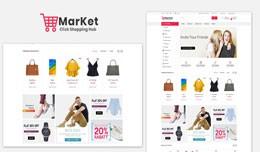 Market Opencart 3.x Multipurpose Theme