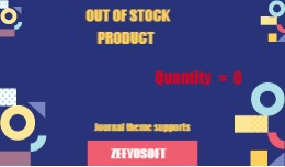 Out Of Stock For Product Quantity (VQMOD/OCMOD)