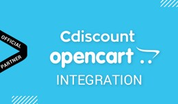 Cdiscount OpenCart Integration