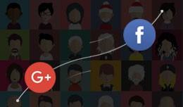 Free Social Login Facebook and Gmail Integration..