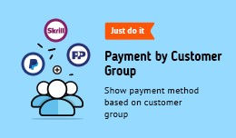 Payment by Customer Group
