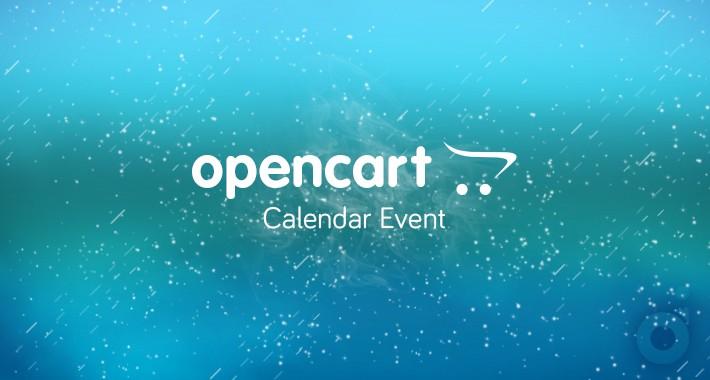 Calendar Event OC3x