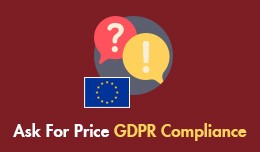 Ask For Price GDPR Compliance