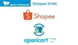 MICES SyncGo for Opencart - Shopee