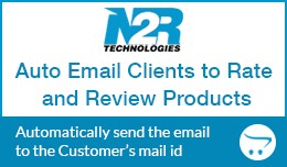 Auto Email Clients to Rate and Review Products