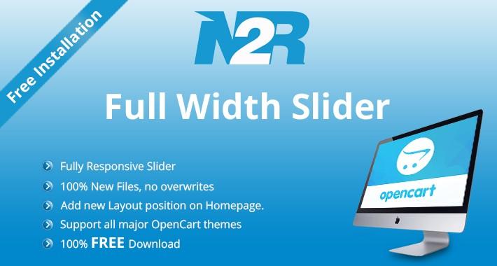 Full Width Slider