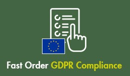 Fast Order GDPR Compliance