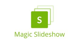 Magic Slideshow - free demo image slideshow