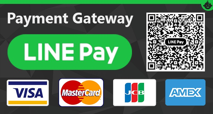 LINE Pay  Payment Gateway For Opencart  2.x - 3.x